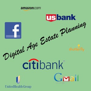 Estate planning in the digital age