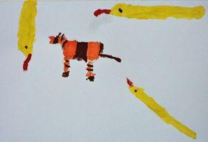 Tiger und Schlangen_Forian