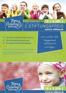 Town&Country - Stiftung 2014