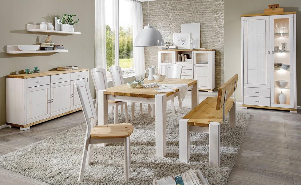 Esszimmer Weiß Holz rheumri - esszimmer aus holz