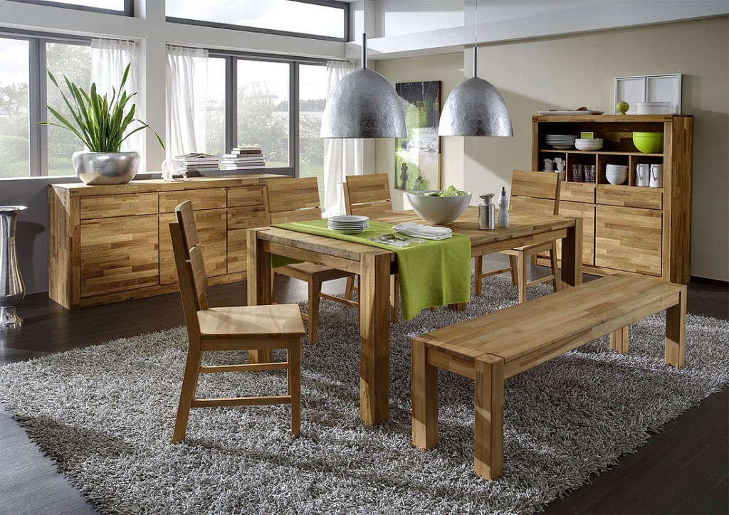Esszimmer Holz Massiv u2013 edgetagsinfo - esszimmer aus holz