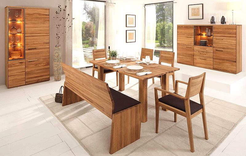 Esszimmermöbel Holz rheumri - esszimmer aus holz