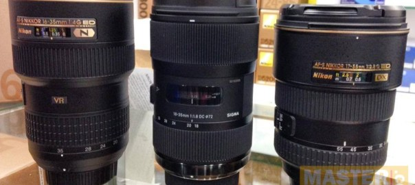 Sigma compared to Nikon