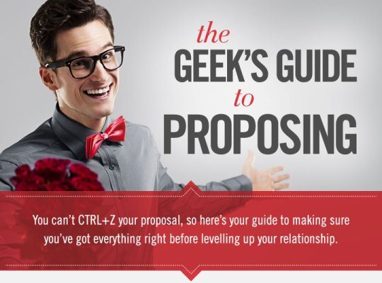 Geek's Guide to Proposing