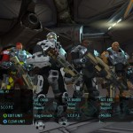 XCOM Battle 8 Rotting Serpent Squad