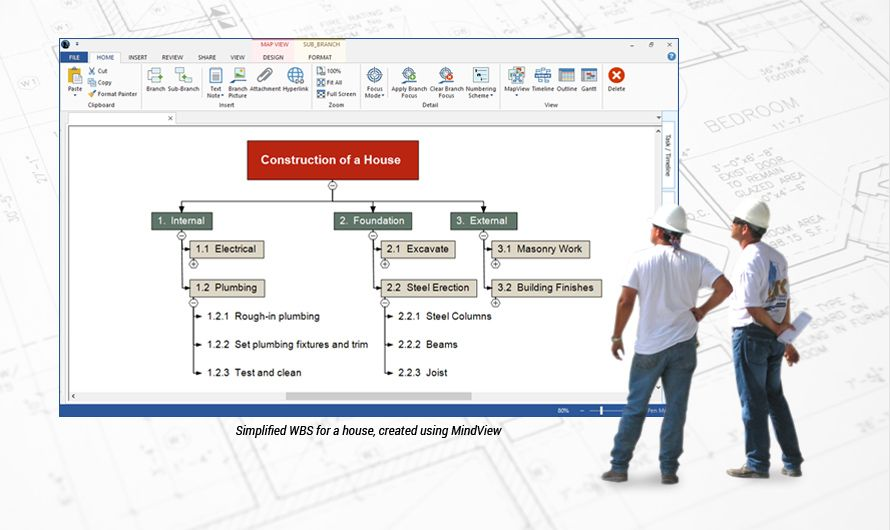 WBS Software Work Breakdown Structure Software - work breakdown structure template