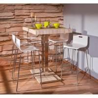 Table de bar design chne sonoma Palace
