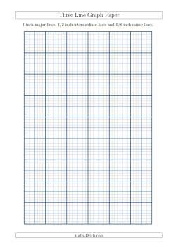 2 inch graph paper - Josemulinohouse - math graph paper