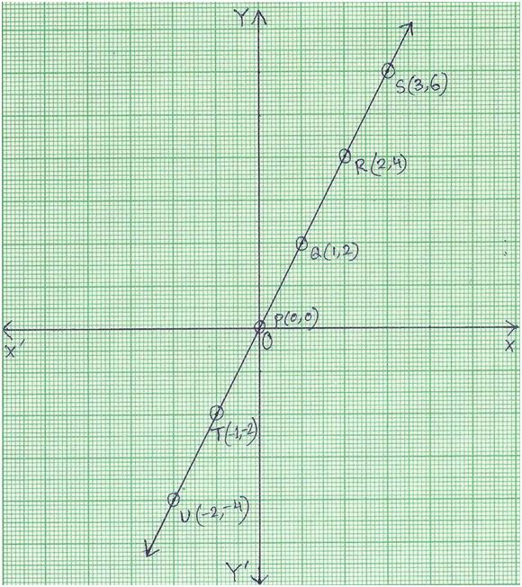 Graph of Linear Equation Properties for Graphing Linear Equation - math graph paper