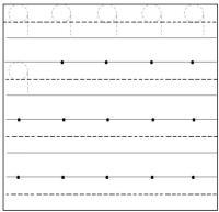Worksheet on Number 9 | Preschool Number Worksheets | Number 9