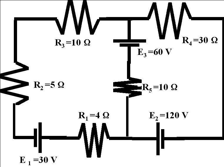 the current in a series circuit