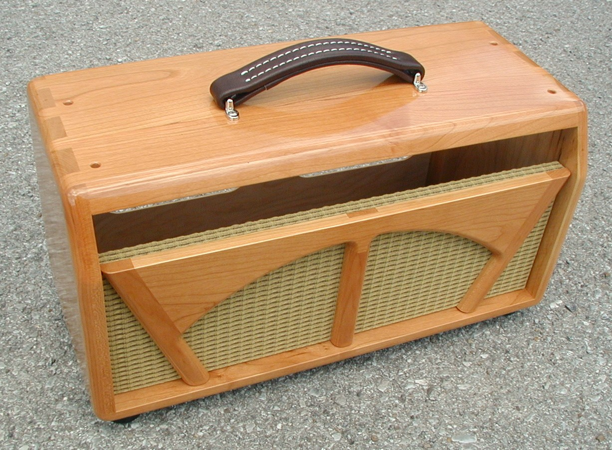 how to build your own guitar amp cabinet