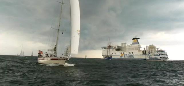 Segeltörn zur Hanse Sail 2014