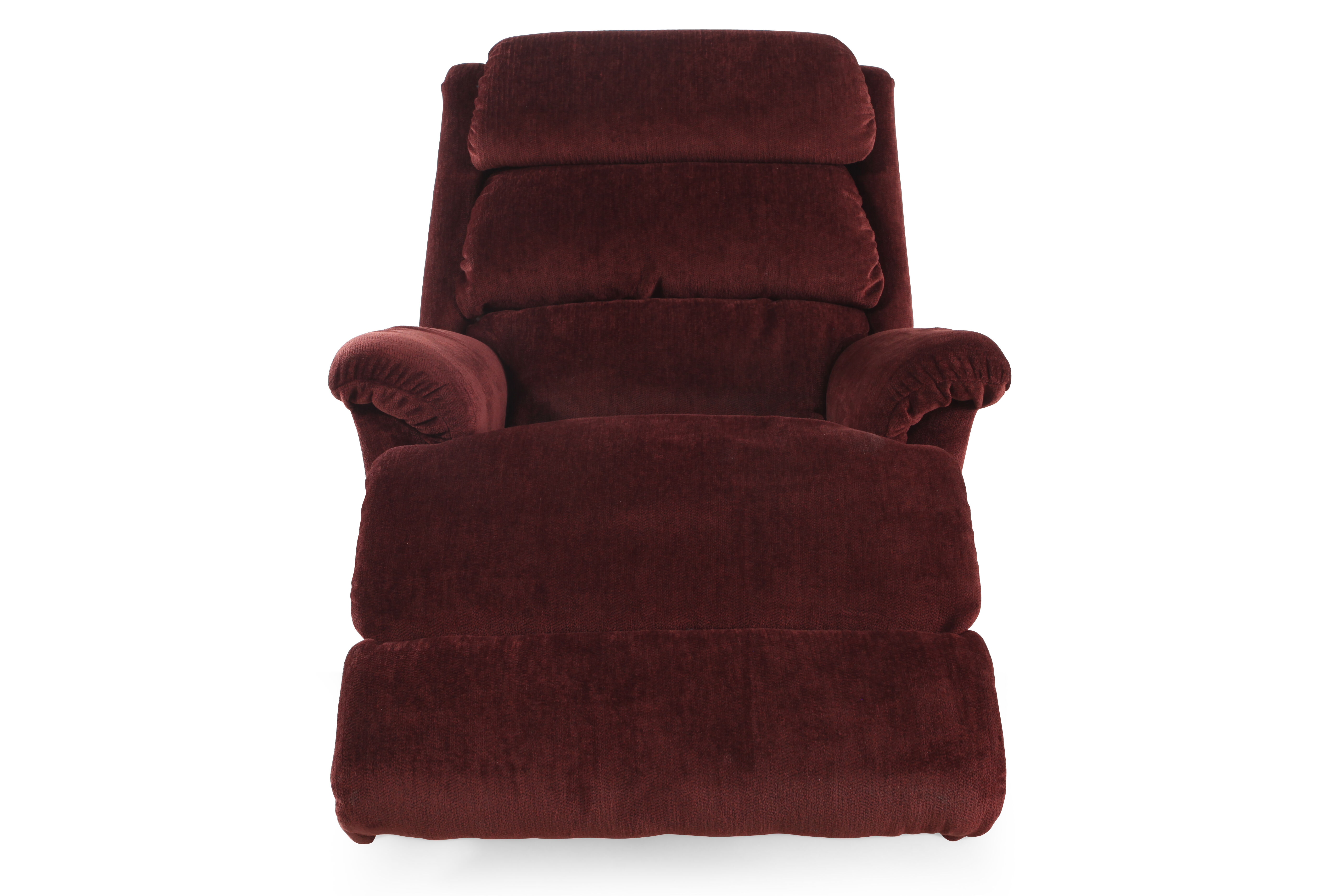 Casual 35quot Power Lift Recliner In Gray Mathis Brothers
