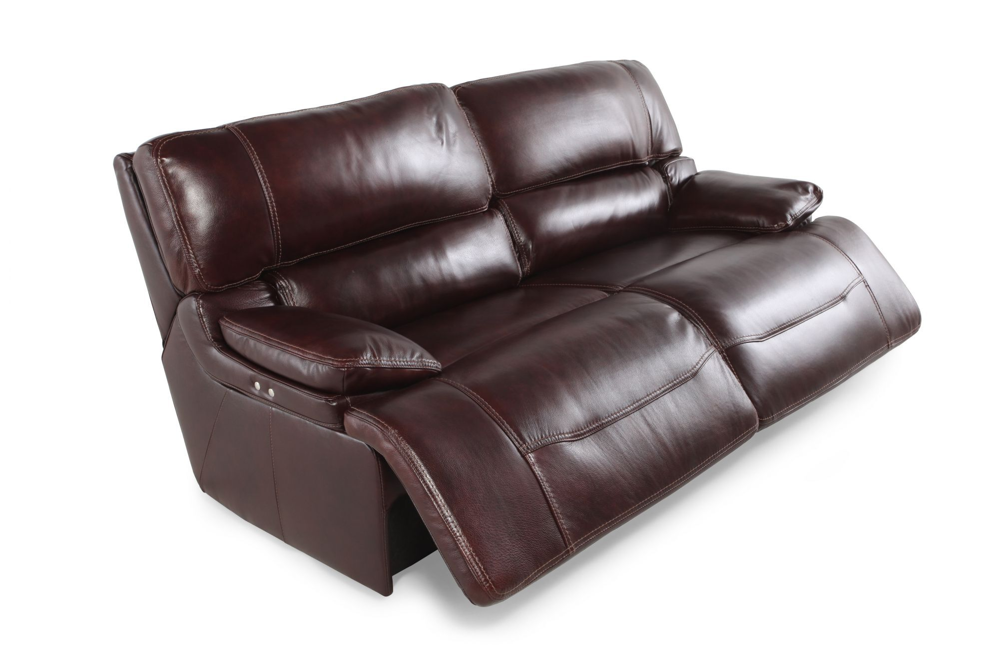 Simon Li Power Reclining Sofa