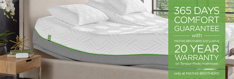Tempur Pedic Mattresses Beds Mathis Brothers