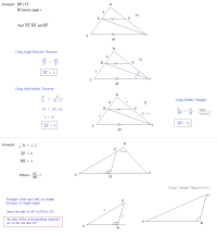worksheet. Classifying Triangles By Sides And Angles