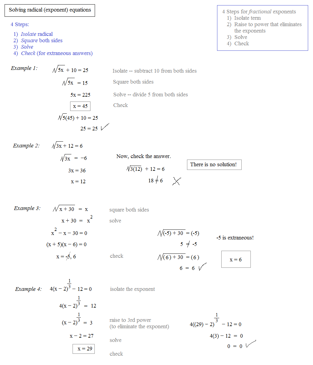 solving exponential equations worksheet - streamclean.info
