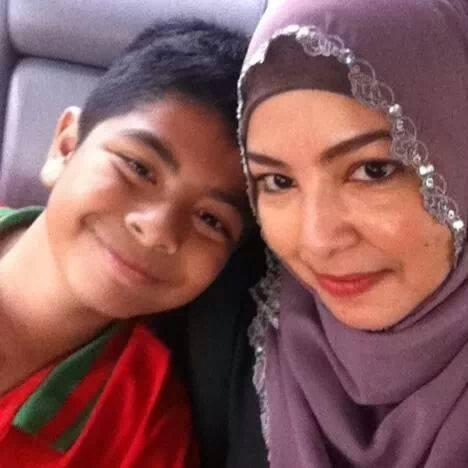 Mdm Siti & Mr Mahbob