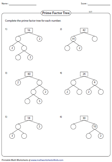 draw a tree diagram 5th grade math