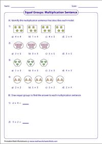 Multiplication  2nd Grade Multiplication Worksheets Pdf ...