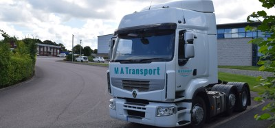 MA Transport Services Ltd | Transport, Haulage Leicester