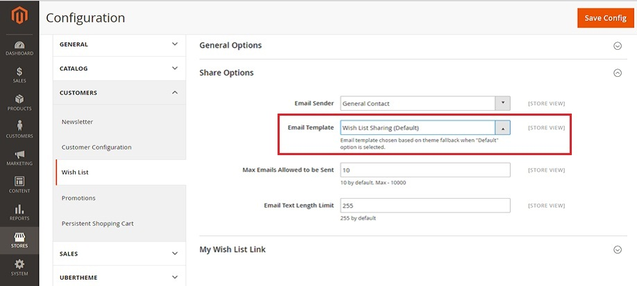 How to Configure Wishlist in Magento2 Matrid Technologies