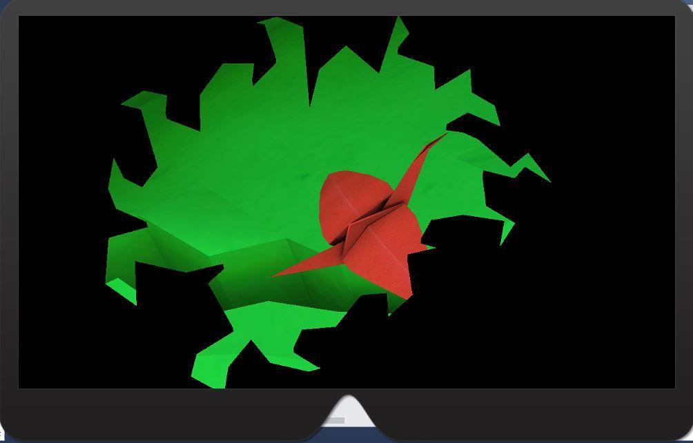 Origami Photo 3