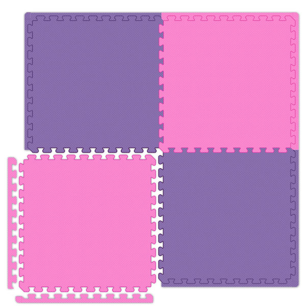 Rubber Floor Tiles Pink Rubber Floor Tiles