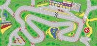 Streets Play Mats For Kids: Play Rug For Cars & More.