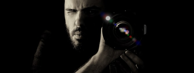 Mat Smith - Selfie with Camera