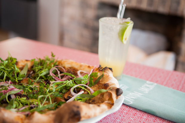 Mat Smith Photography Photolife Blog - Jamie Oliver Union Jacks Restaurant Chiswick - Woodman Pizza