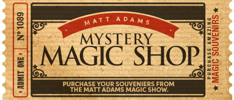 Ticket Magic Shop