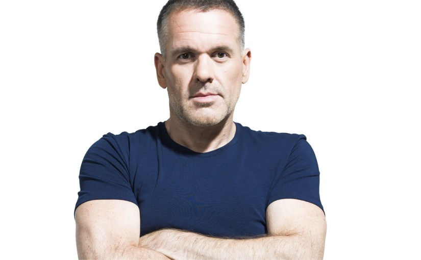 Radio X – Moyles, Johnny Vaughan and Vernon Kay – The New XFM