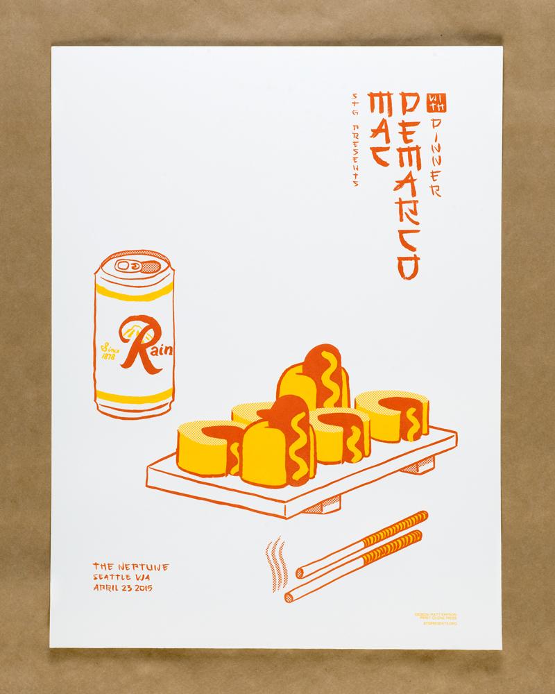 Poster design on mac - Poster Design For Mac Mac Demarco Print Download