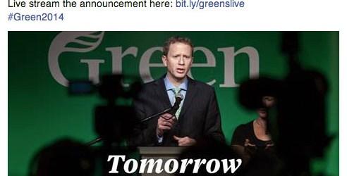 Greens live stream