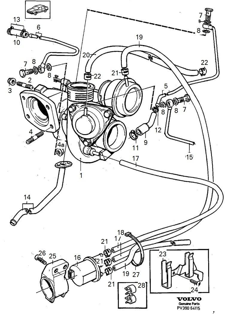 general vacuum diagram