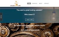 WordPress Website for Golden Goose Labs