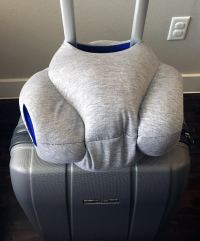 Ostrich Pillow Travel Pillow Review