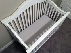 Small Of Breathable Crib Mattress