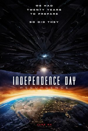 Independence Day: Resurgence poster