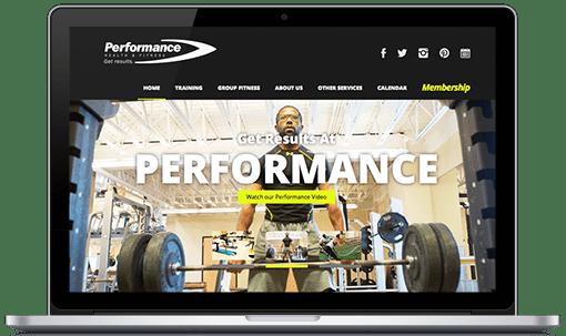 Iowa City Web Design for Performance