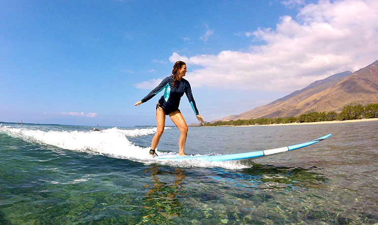 Maui Surfing Maui Surf Schools, Rentals, Spots, Reports, Tips