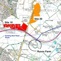 Gypsy and Traveller Provision - Site 20