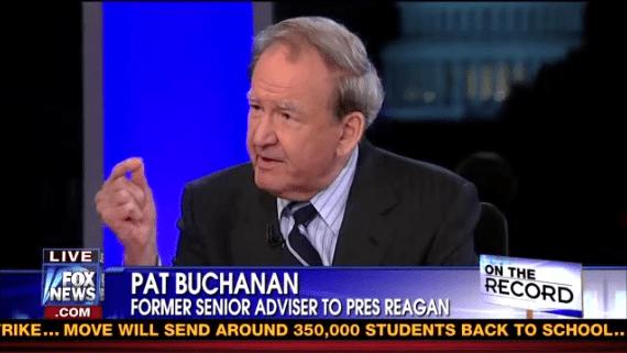 Pat Buchanan 918
