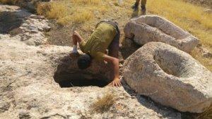 Tagliata l'acqua ai beduini