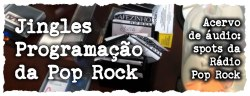Os Jingles da Pop Rock