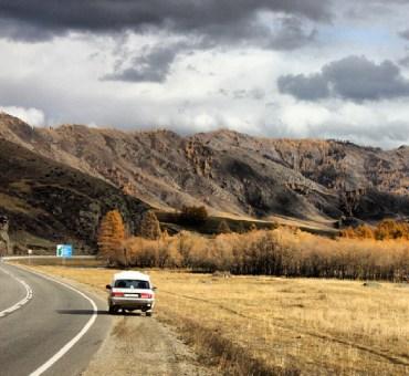 Altai Roadtrip