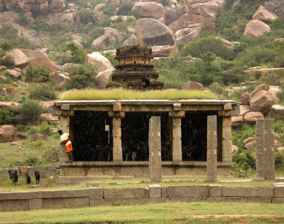 Lost and found in Hampi
