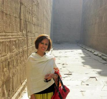An Edfu morning